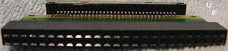 The A50689 SCSI 50-way FEM to 68-way Male Adapter