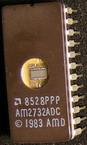 AM2732 Eprom pic